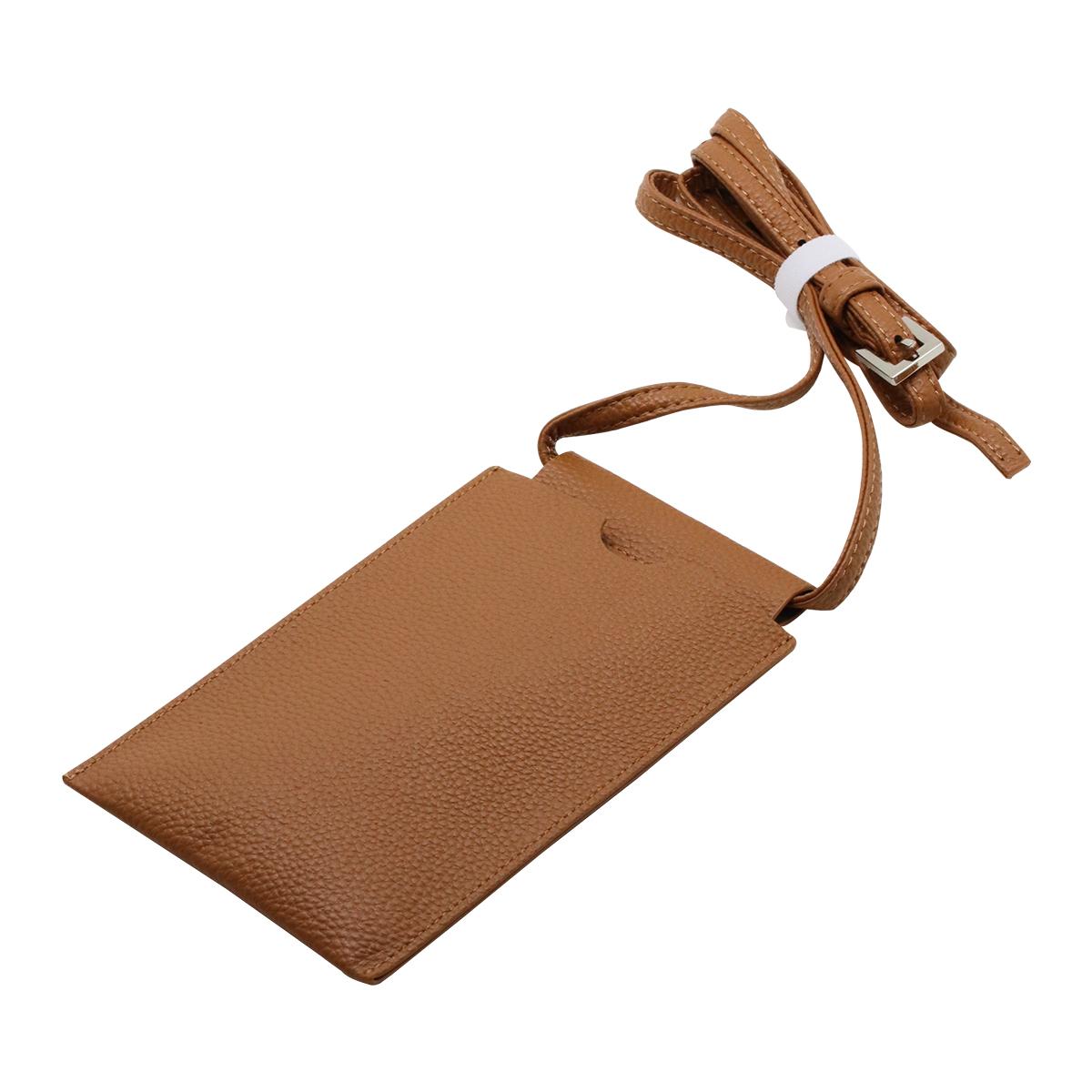 カードポケット付きショルダーポーチ